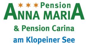 Klopeiner See Pension Anna Maria und Carina